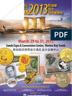 SINGAPORE INTERNATIONAL COIN FAIR 2013