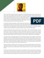 Zumbi líder do quilombo dos Palmares