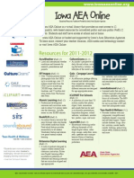 aea research flyer