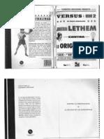 Jonathan Lethem_contra La Originalidad Copia