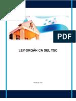 Ley Organica TSC 2011