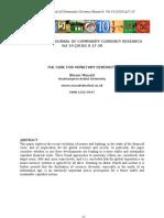 The Case for Monetary Diversity