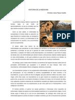 HISTORIA de LA MEDICINA- Acontecimientos Mas Importantes de La Prehistoria.