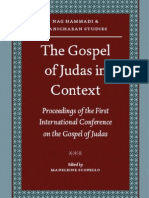 (Nag Hammadi and Manichaean Studies, 62) Madeleine Scopello-The Gospel of Judas in Context_ Proceedings of the First International Conference on the Gospel of Judas, Paris, Sorbonne, October 27th-28th