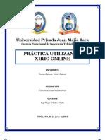 Practica en XIRIO -online.pdf