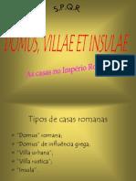 Domus Villa Insulae