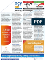 Pharmacy Daily for Tue 16 Jul 2013 - PwC Report, Advertising Debate, ASMI, Guild Update and much more