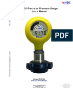 HDI 100 Mud Gauge Manual1