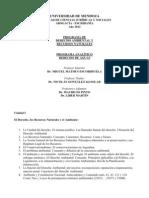 Derecho de Aguas 2012(1)