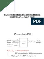 Lezione 27_Slides Caratteristiche Dei DAC