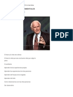 DESAFÍO DE TENER ÉXITO de Jim Rohn