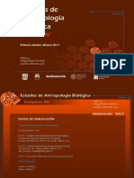 Antropologia biológica-bioarqueología