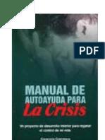 Manual de Auto Ayuda Para La Crisis