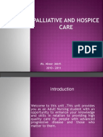 Palliative Care Module 1