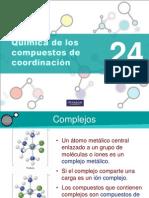 Quimica de Los Compuestos de Coordinacion