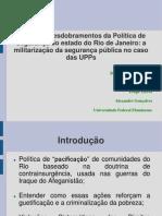 SANTOS FILHO, Julio - CADN - Apresentação de Slides