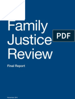 Family Justice Review Final Report