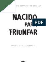 Nacido Para Triunfar PDF
