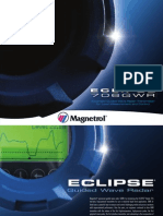 Guided Wave Radar - Eclipse Model 706