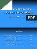 Accounts Receivables process- Telecom co.