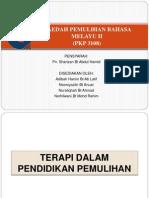 Kaedah Pemulihan Bahasa Melayu II