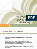 Troy (the Movie) & Iliad1 (