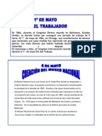 Acto Civico Mayo