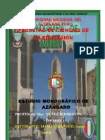 Monografia de Azangaro