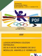 Jidef-projeto Slide II
