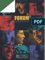 Forum 1 - Livre