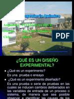 FUNCIÓN OBJETIVO.DISEÑO DE EXPERIMENTOS. Investigaciòn  II, 2009-II