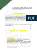 DIREITO ADMINISTRATIVO - Mutabilidade dos Contratos - áleas empresarial, administrativa, econômica