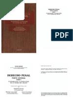 23.-ROXIN, Claus. El Principio de Legalidad en Relacion Con La Interpretacion y La Vigencia Temporal de Las Leyes Penales . Pp. 134 a 175