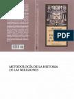 Eliade Mircea - Metodologia de La Historia de Las Religiones
