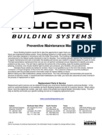 Preventative Maintenance Manual