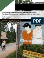 Nicholas Lainez - Anti-Trafficking Vietnam-Cambodia en 04032011