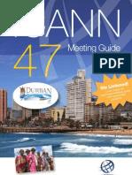 Durban 47 Meeting Guide