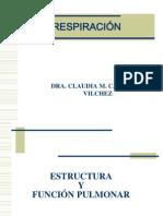 Fisiologia de la Respiración