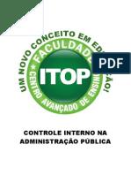 Controle Interno na Administração Pública