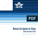Iata Manual de Agente de Viajes