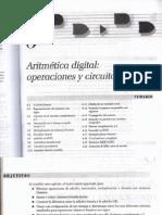 Arimetica Digital - Operaciones y Circuitos
