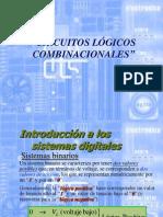 CLASE Sistemas Combinacionales
