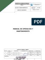 1. Manual O&M Desague