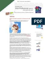 Notícias - Programa Pintor Profissional ABRAFATI