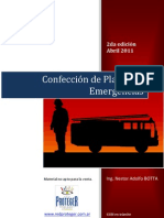 Confeccion Planes Emergencias 2da Edicion Abril2011