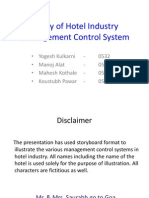 MCS Hotel Control System