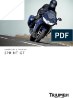 13my Sprint Gt Spec Sheet