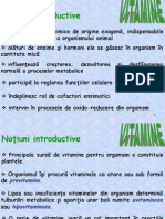 Curs nr. 1 - Vitamine 1.ppt