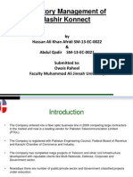 Hashir Konnect_SupplyChain in Projectized Organization