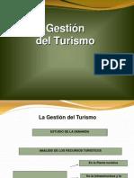 Gestion Del Turismo